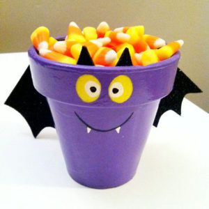 clay-pot-halloween